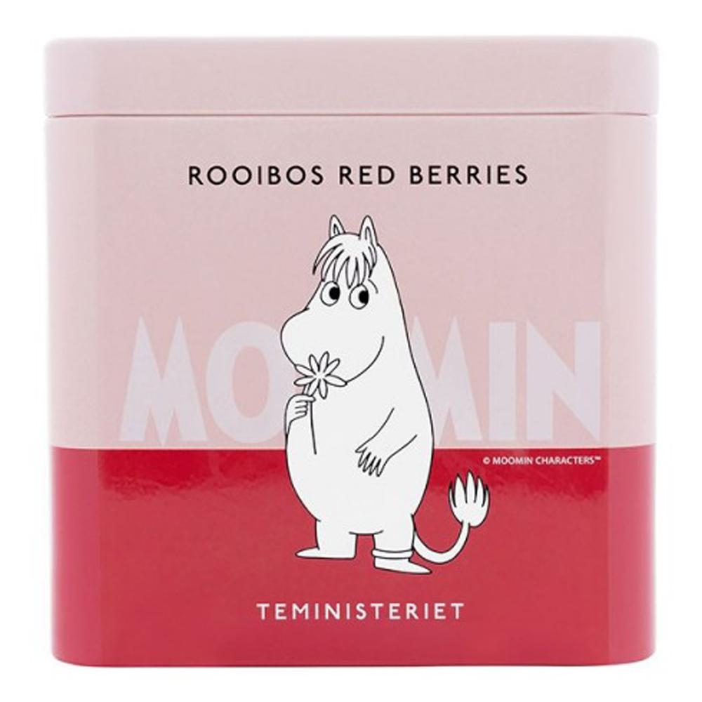 Teministeriet - Mumin Te Rooibos Red Berries 100 g