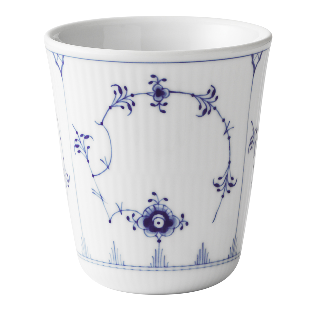 Royal Copenhagen - Blue Fluted Plain Termomugg 29 cl