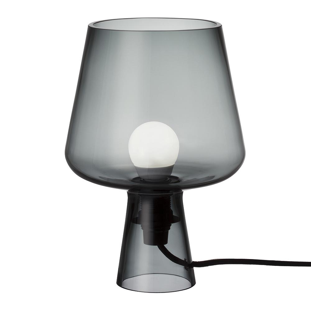 Iittala - Leimu Lampa 24x16,5 cm Grå