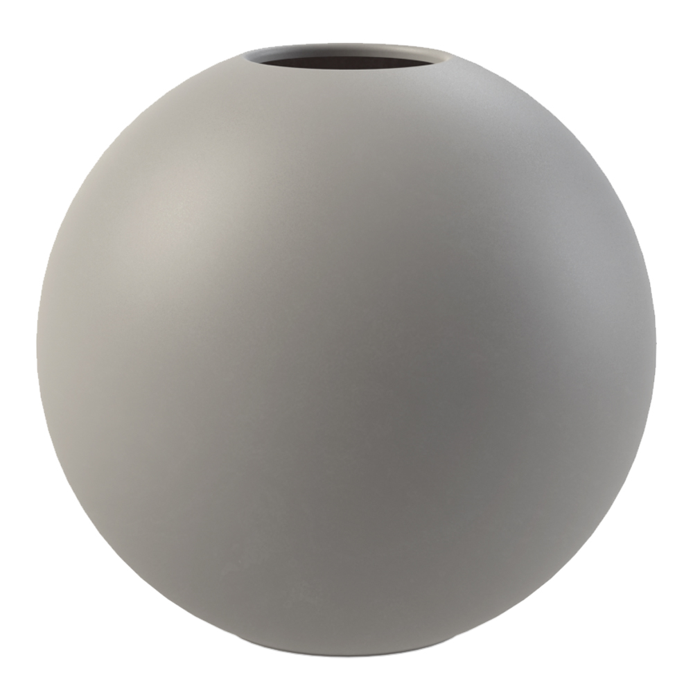 Cooee - Ball Vas 20 cm Grå