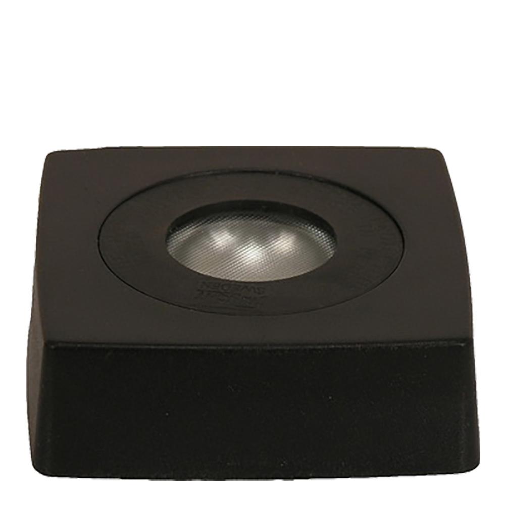 RBA Sweden - Ljusbox LED 9x9 cm Svart