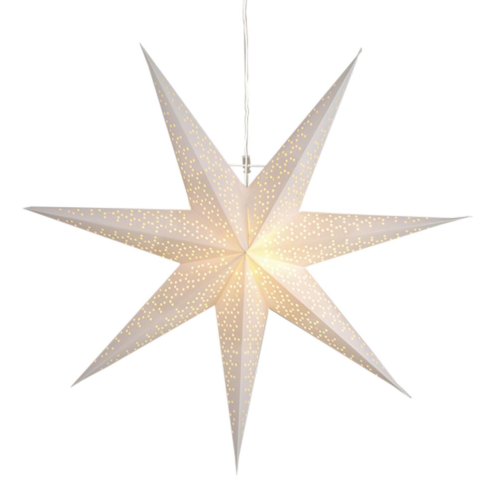 Star Trading - Dot Stjärna 70 cm Vit