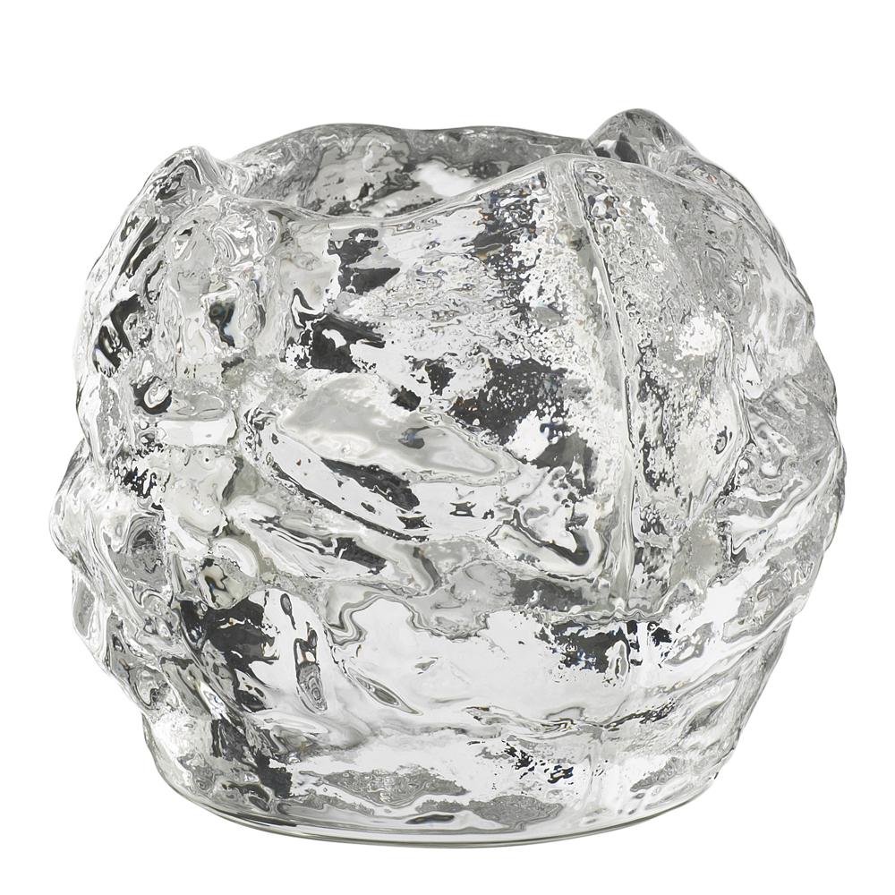 Kosta Boda - Snowball Ljuslykta 6 cm