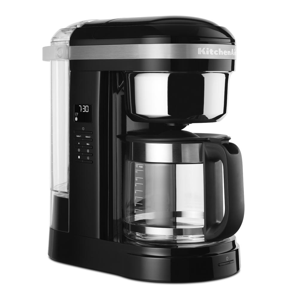 KitchenAid - Drip Kaffebryggare 1,7 L Svart