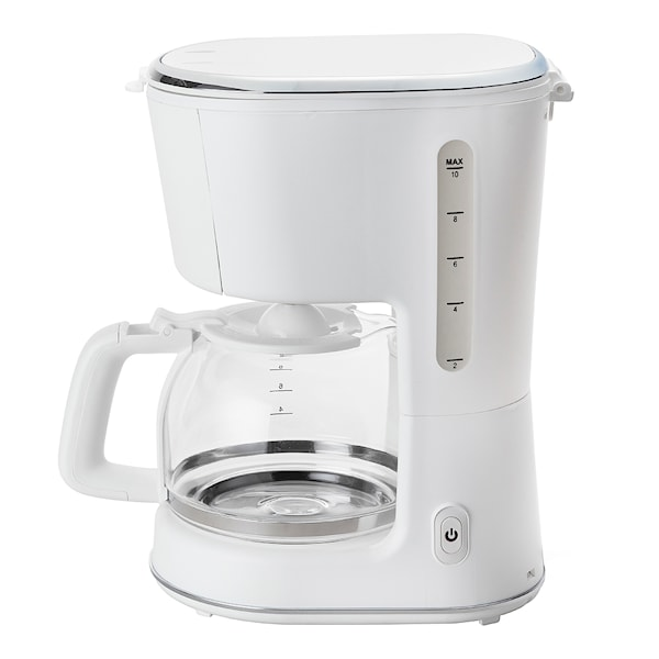 Anders Petter Backaryd Kaffebrygger 1,25 L Hvit