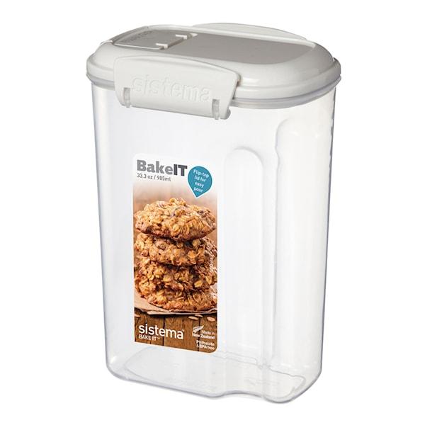 Sistema Bake It Mini Förvaringslåda 985 ml