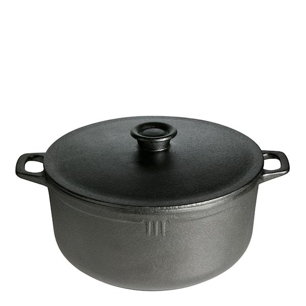 Fiskars Brasserie Gryta Emaljerad 24 cm