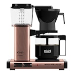 Kaffebryggare Koppar