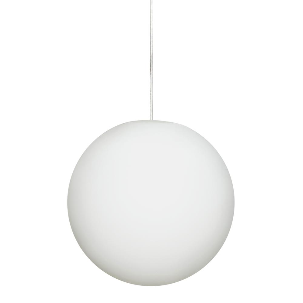 Design House Stockholm - Luna Taklampa Medium 30 cm Vit