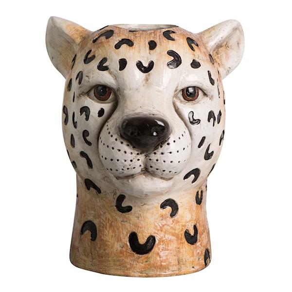 Cheetah Vas Gepard 19x20 cm