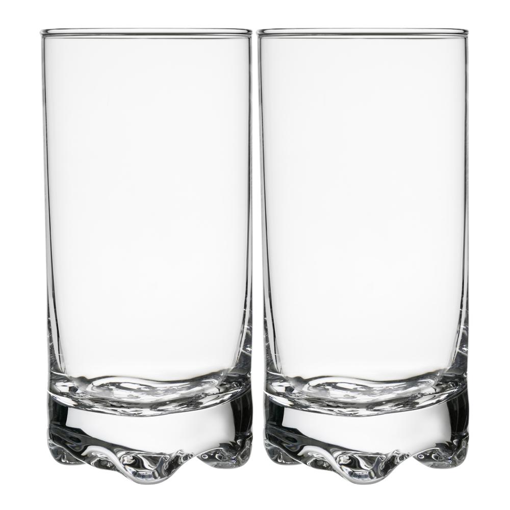 Iittala - Gaissa Öl/Drinkglas 38 cl 2-pack