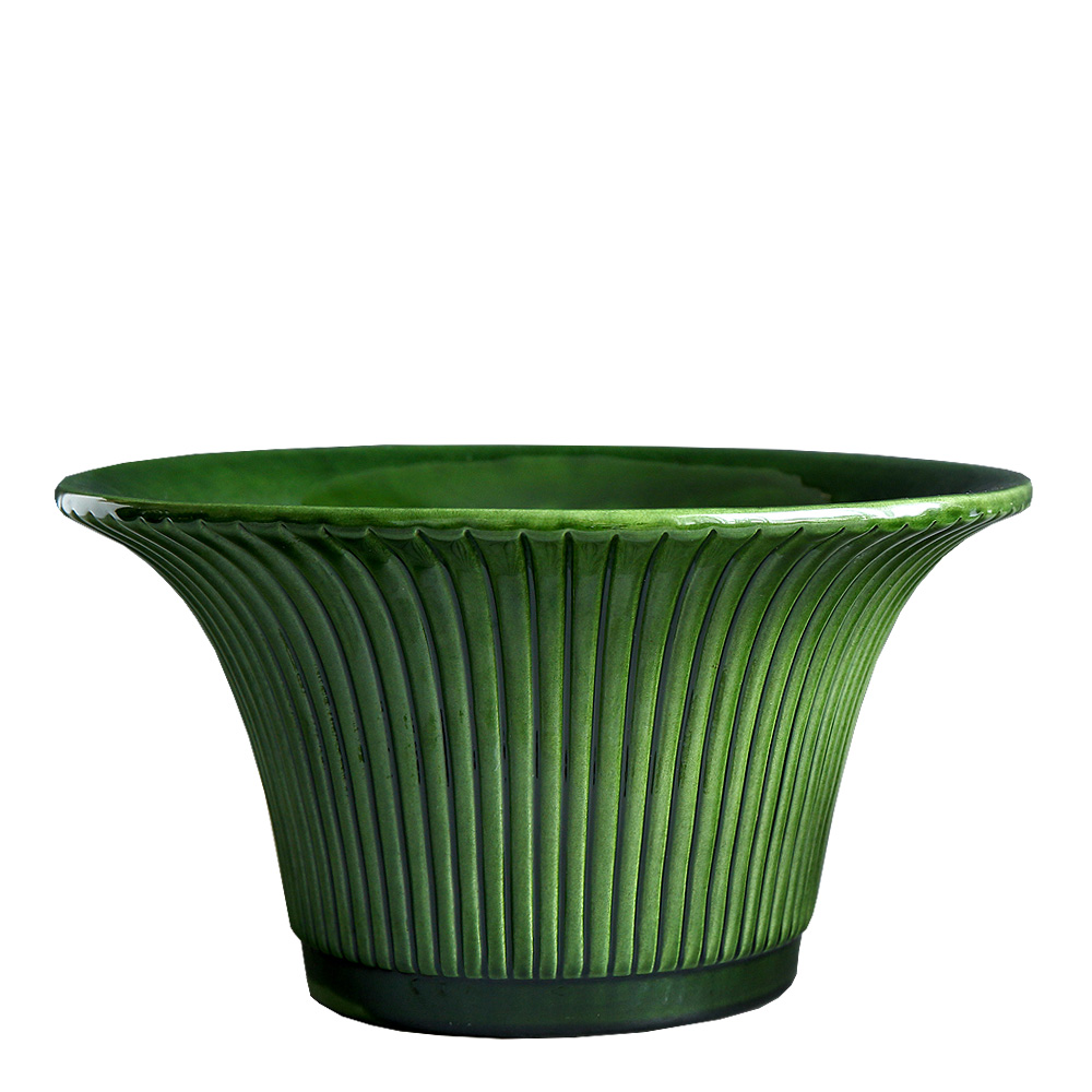 Bergs Potter - Daisy Kruka 30 cm Grön