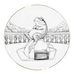 Perfect Plate François Frog 21 cm