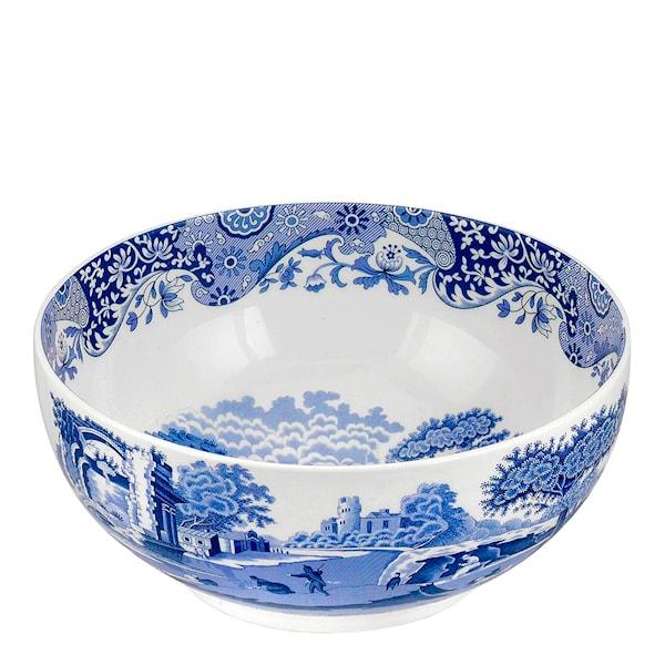 Spode Blue Italian Skål 27,5 cm