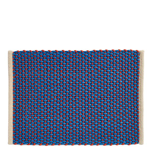 Hay Dörrmatta 50x70 cm Blå