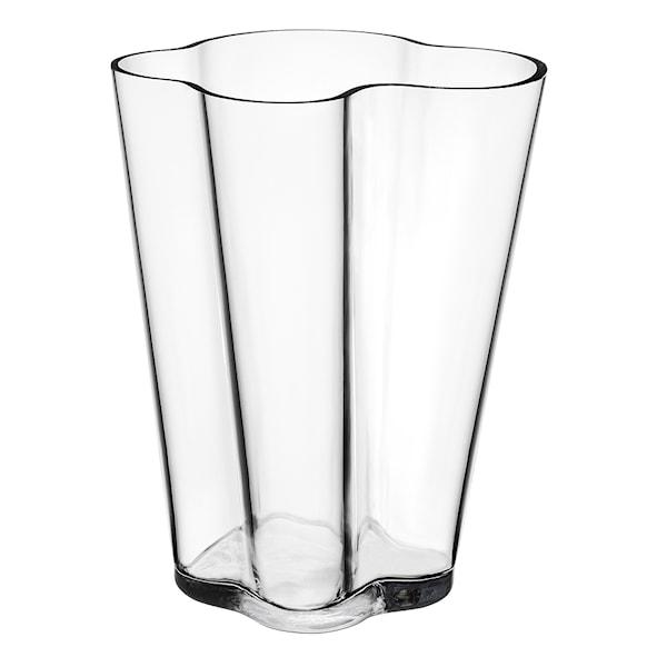 Iittala Alvar Aalto Collection Vase 27 cm Klar