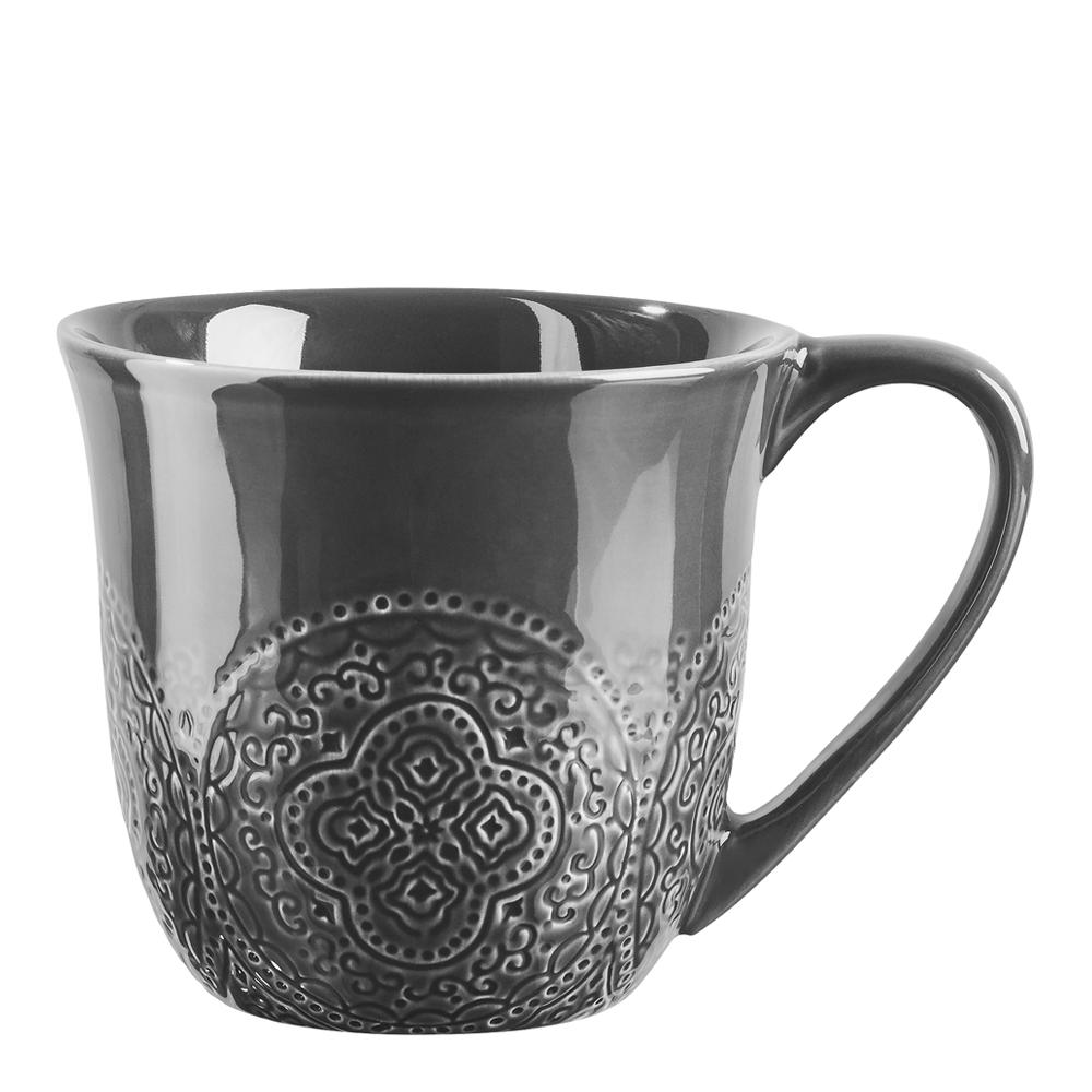 Cult Design - Orient Mugg 30 cl Asfalt
