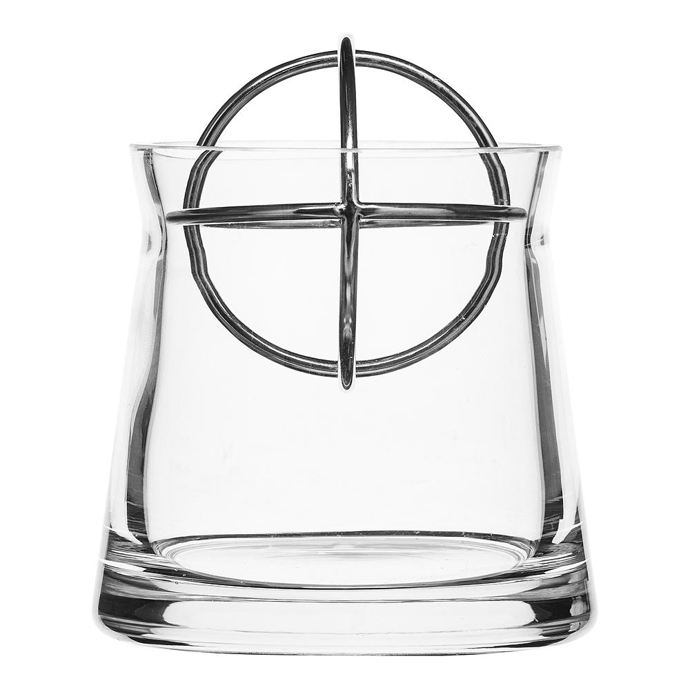 Born in Sweden - Sphere Vas Small Silver