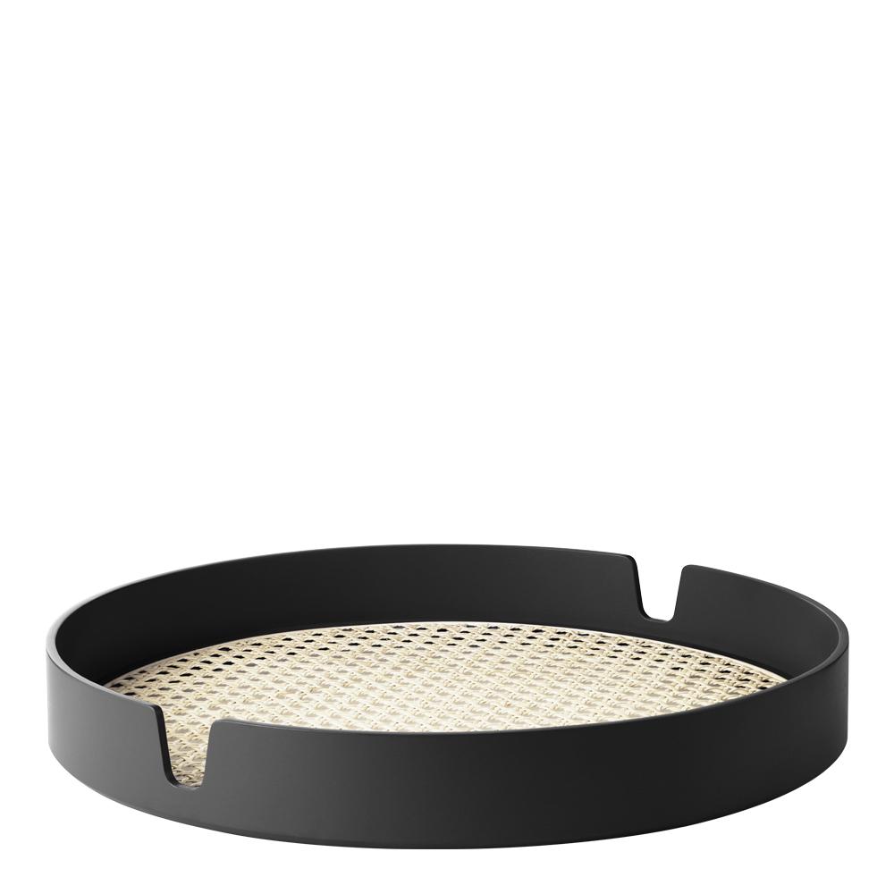 Normann Copenhagen - Salon Bricka 40 cm Svart