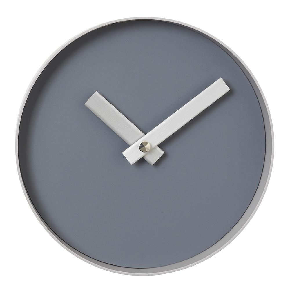 Blomus - Rim Väggklocka 20 cm Steel Grey