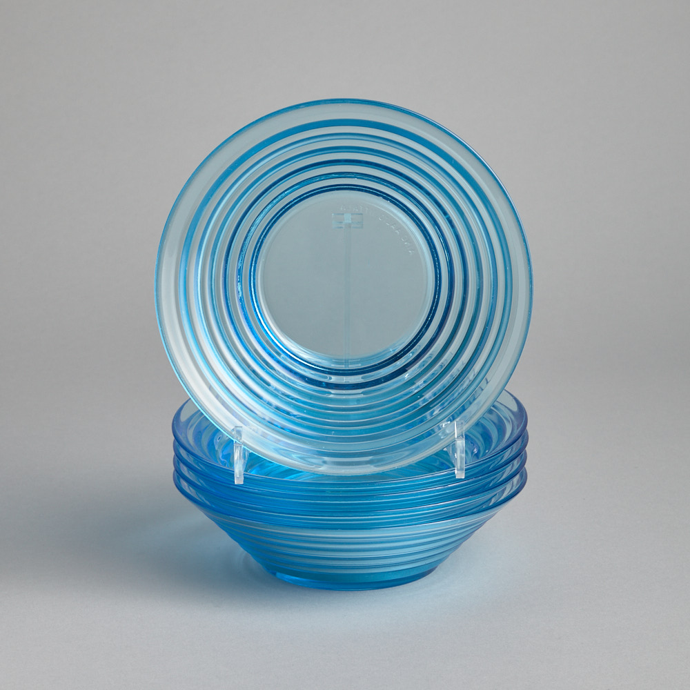 """Iittala - """"Aqua"""" Glasskålar 5 st"""