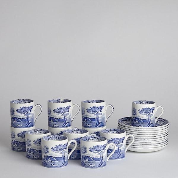 Spode Espressokoppar Spode 12-pack