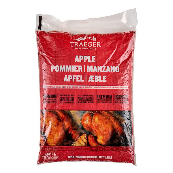 Traeger Pellets Äpple 9 kg