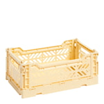 Förvaringslåda Colour Crate S  Ljusgul