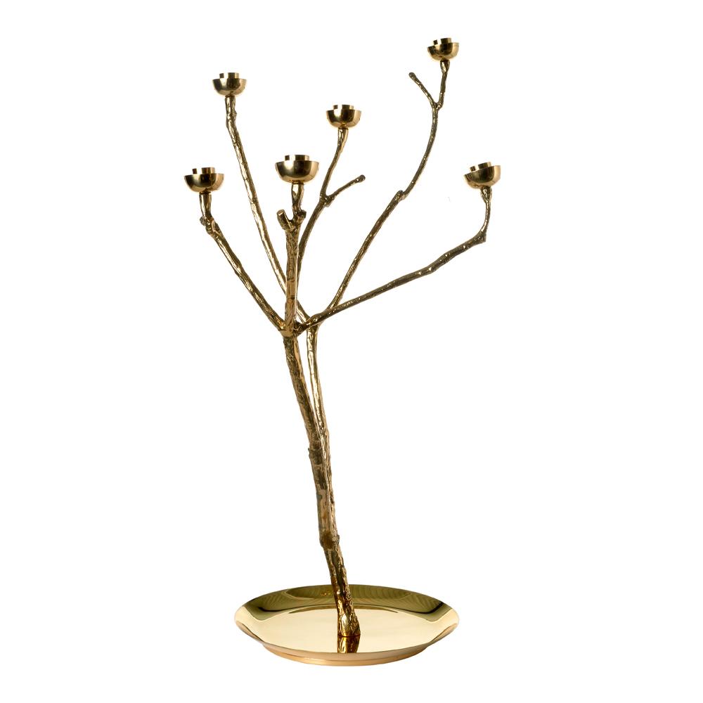 Pols Potten - Pols Potten Twiggy Kandelaber 65 cm  Guld