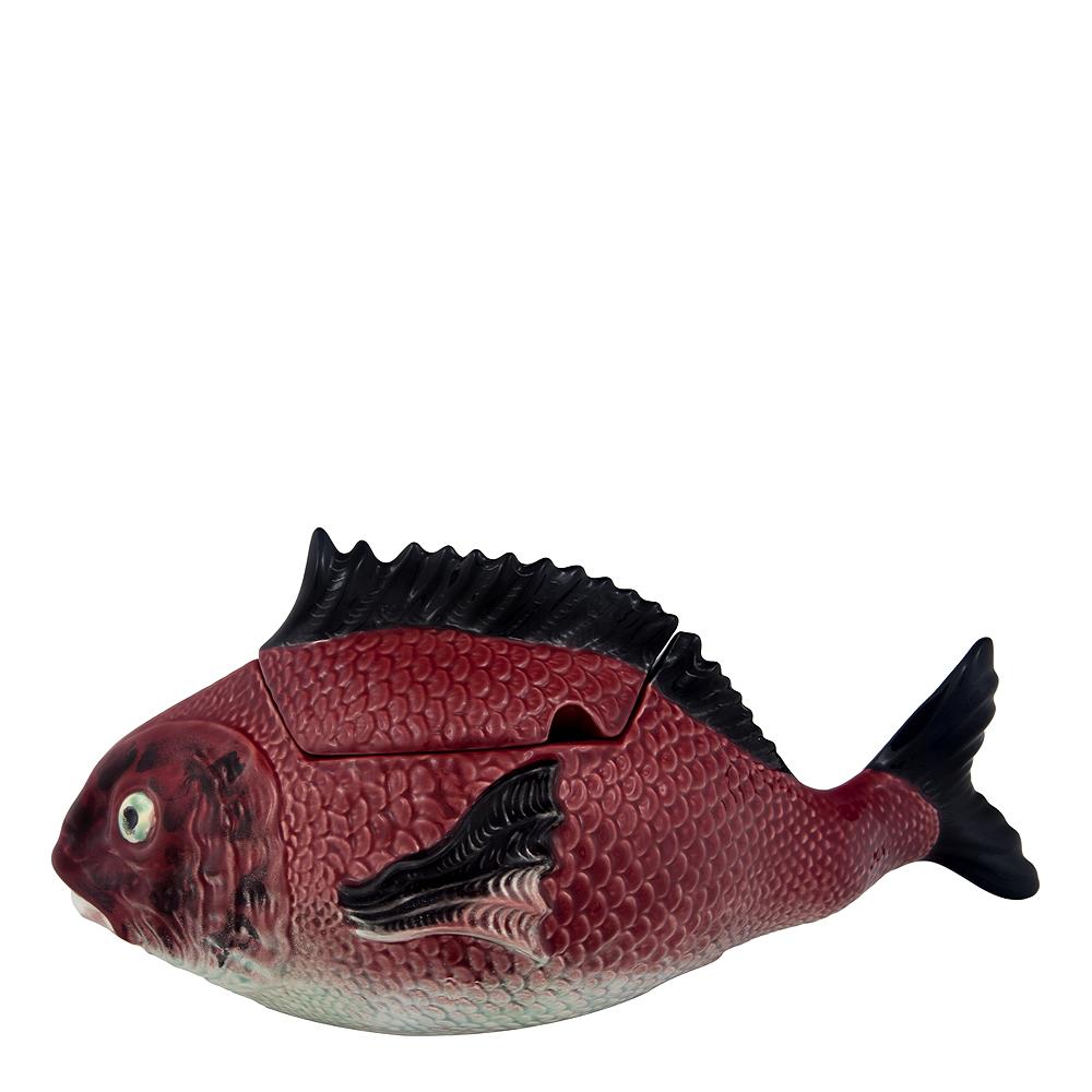 Bordallo Pinheiro - Peixes Terrin Fisk 3,3 L