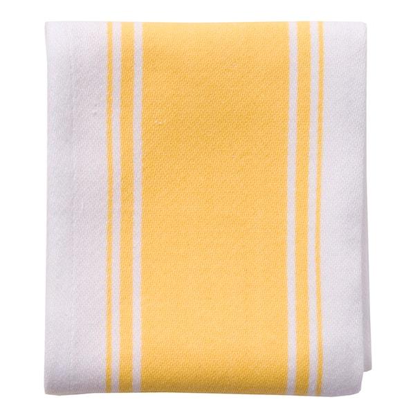 Dexam Love Colour Handduk 45x70 cm Gul/Vit