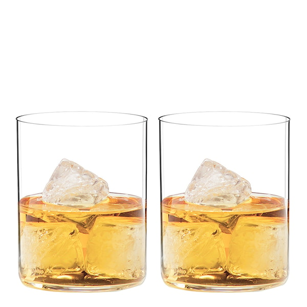 Riedel O Wine Whisky 2-pack
