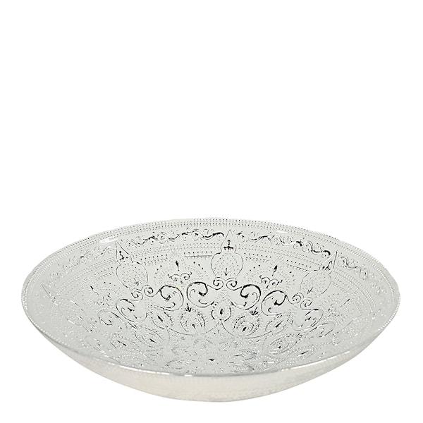 Piastrelle Skål Silver 31 cm