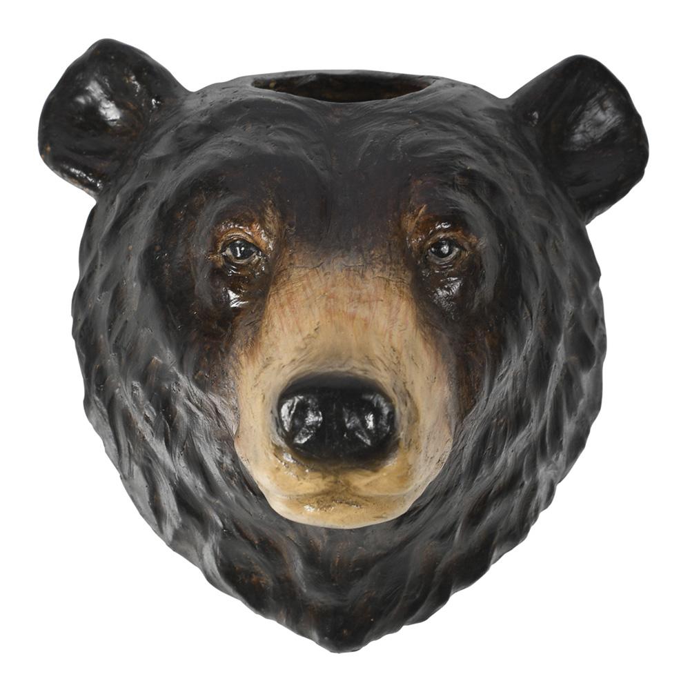 By On - Bear Vas Björn vägg 21x20 cm