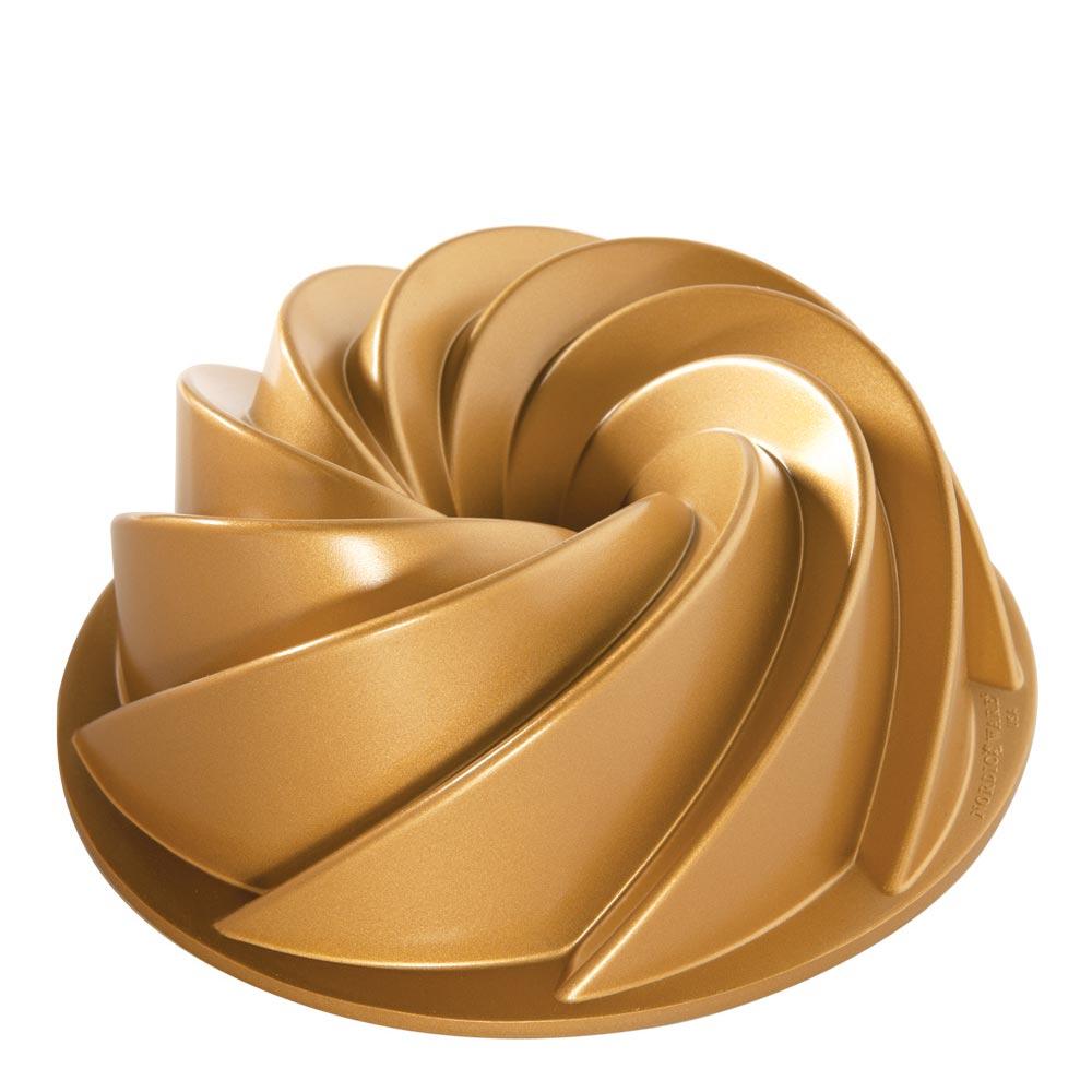 Nordic Ware - Bakform Heritage Gold