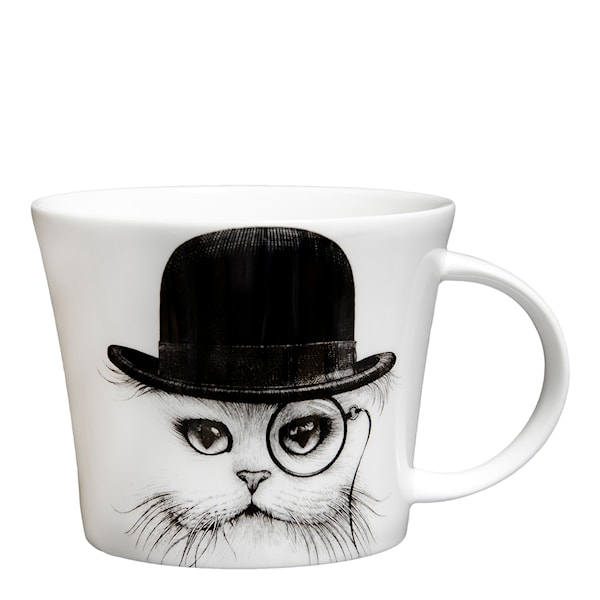 Mighty Mug Cat in Hat
