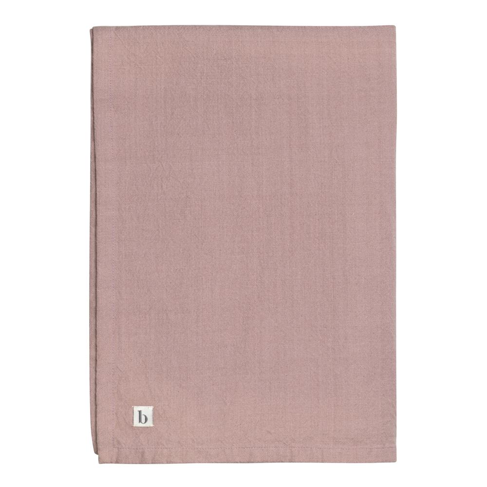 Broste Copenhagen - Wille Bordsduk 160x300 cm Rosa