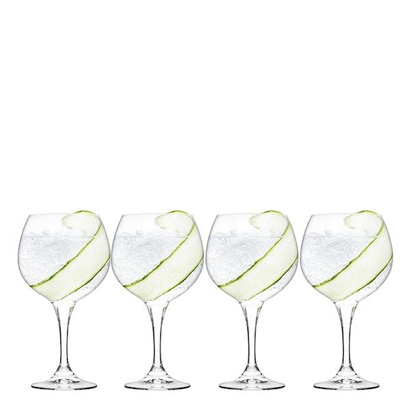 Bar Gin- och Tonicglas 58 cl 4-pack