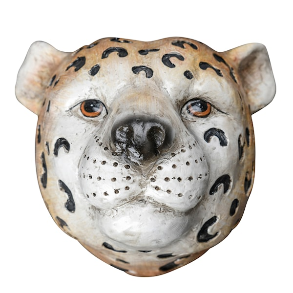 By On Cheetah Vas Geopard vägg 18x16 cm