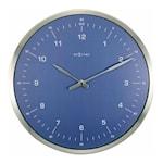 60 Minutes Väggklocka 33 cm Blå