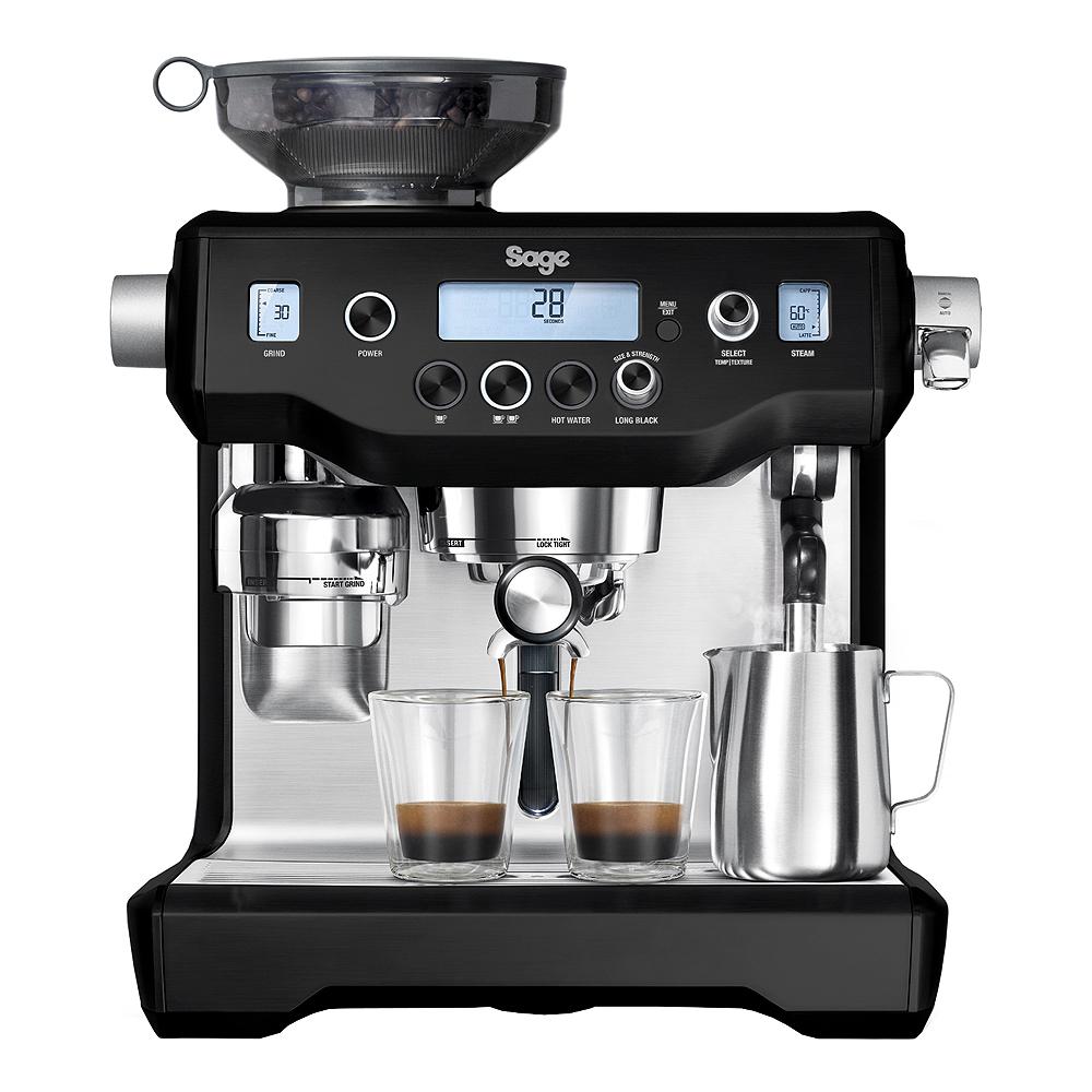 Sage - The Oracle Espressomaskin Black Truffle