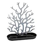 Cora Smyckesträd Transparent Grey/Cosmos Black
