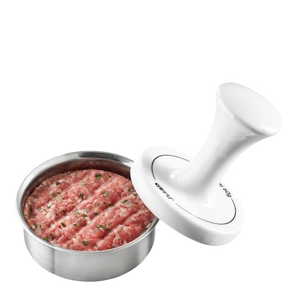 Hamburgerpresse mini Rustfri