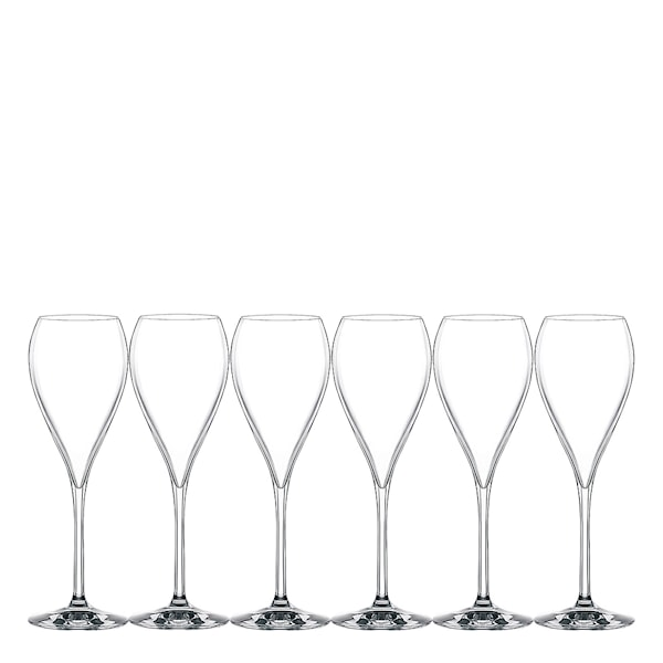 Party Champagneglas 16 cl 6-pack