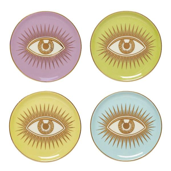 Muse Glasunderlägg Le Wink 4-pack