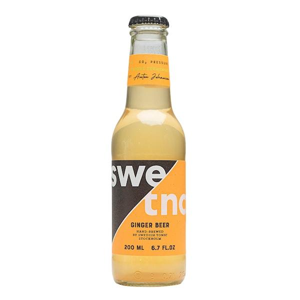 Swedish Tonic Ginger Beer 200 ml
