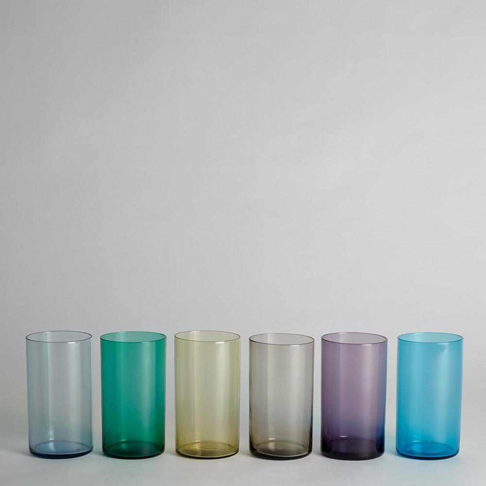 Vintage - Dricksglas 6 st från 50 och 60-talet