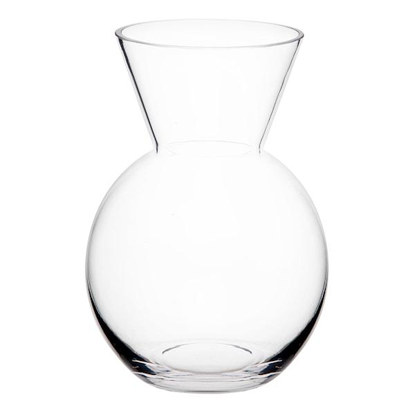 Celebration Vas med krage 23 cm Klar