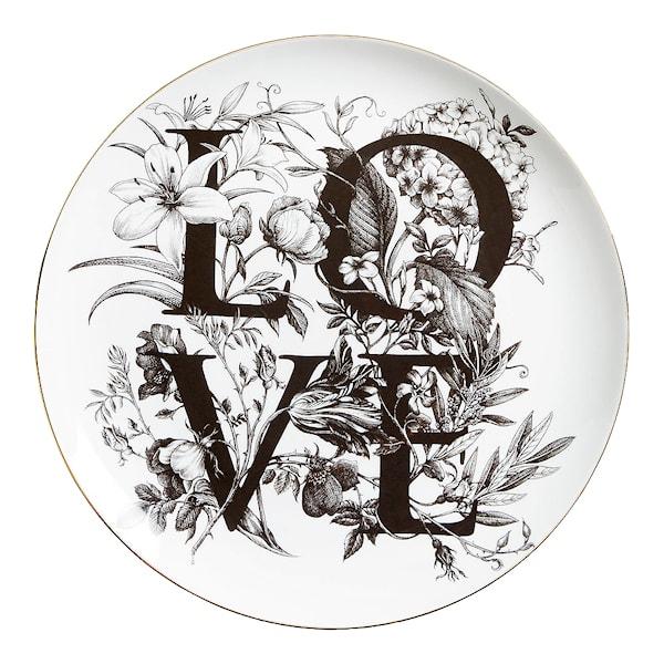 Perfect Plate Love 21 cm