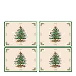 Christmas Tree Tablett 30x40 cm 4-pack